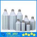 E27 E14 B22 5730 5630 SMD LED Corn Light AC LED Bulb lighting 5W 10W 15W 25W 30W 40W 50W white warm white light Spotlight