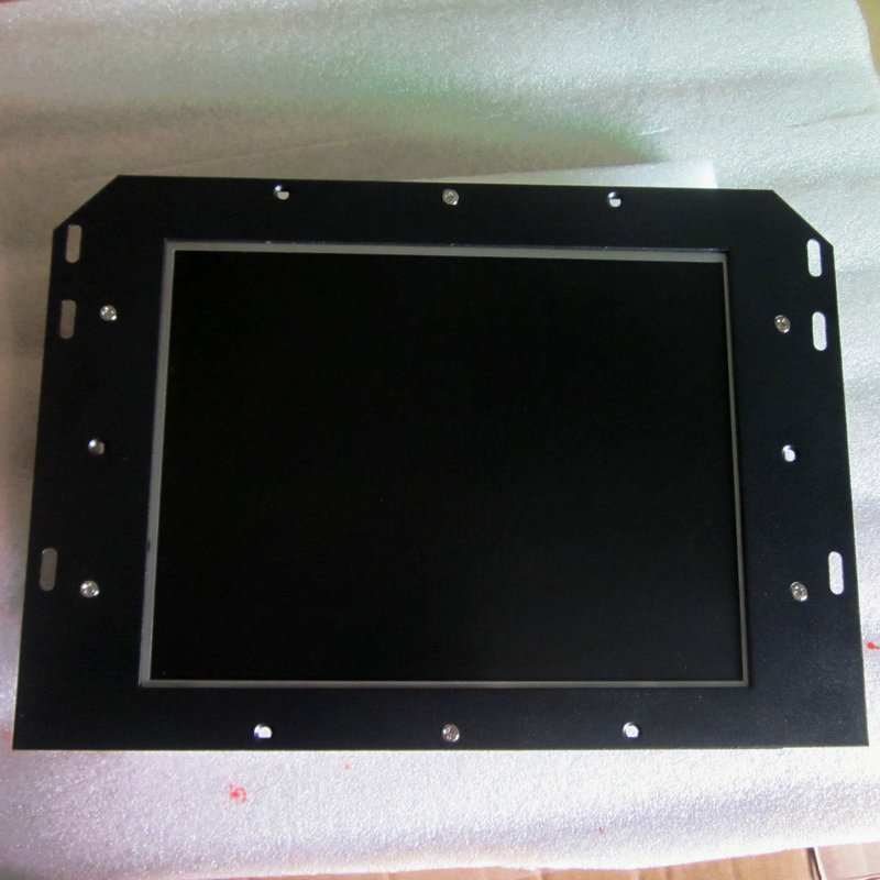 A61L-0001-0094 TX-1450ABA5 compatible LCD display 14 inch for CNC machine replace CRT monitor high quality new a61l 0001 0093 9inch numerical control lcd monitor replace fanuc cnc dc24v crt