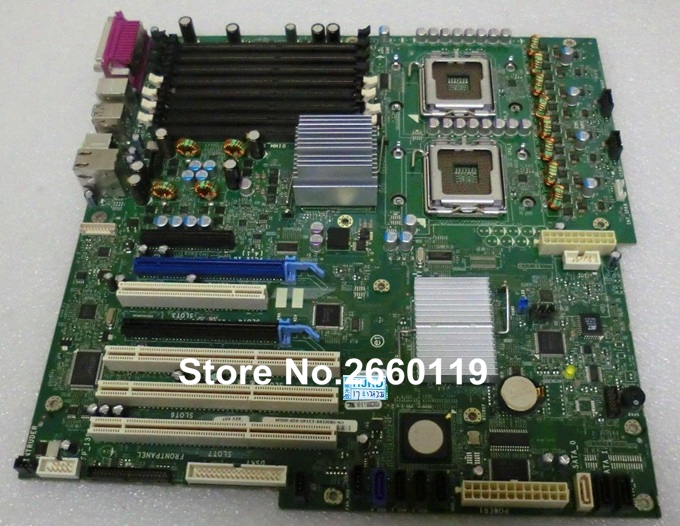 Workstation motherboard for T7400 RW199 0RW199 MX180 system mainboard, fully tested motherboard for b300 cig41s v2 1 system mainboard fully tested