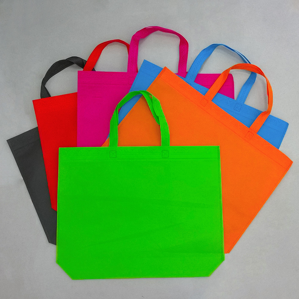 Wholesale Cotton Shopping Bag Foldable Reusable Grocery Bags Convenient Totes Bag Shopping Cotton Tote Bag red blue brown orange 100pcs lot christmas shopping bag canvas reusable grocery tote big foldable striped cotton bags cute cat print sac shopping