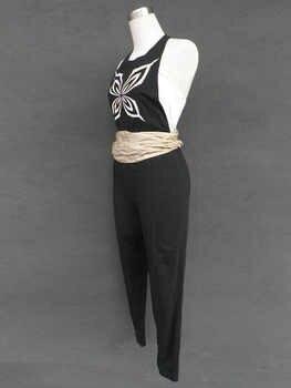 New Death Bleach Shihouin Yoruichi Cosplay Costume Customized