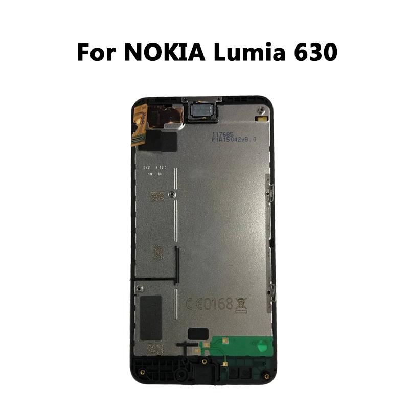 4.5 IPS LCD For NOKIA 630 Display Touch Screen For NOKIA Screen Lumia 630 Display LCD Lumia 635 Replacement Parts
