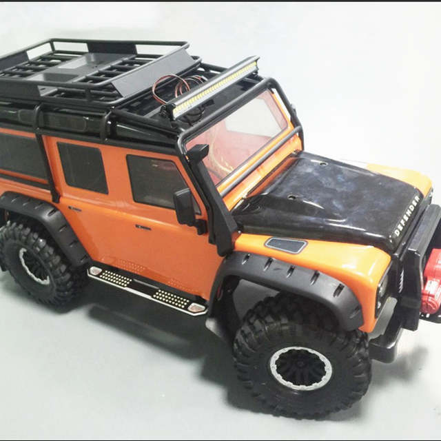 US $6 8 |RC Cars Traxxas Trx 4 Trx4 Axial SCX10 90046 D90 RC Rock Crawler  RC Simulation Climbing Car Lights Roof Lights 36 LED Lights -in Parts &