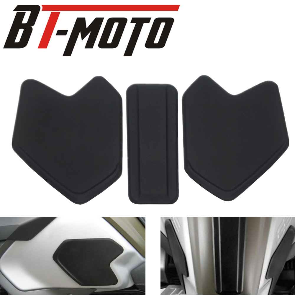 New Tank Pad Protective Anti slip Pads Specially designed For BMW R1200GS LC Adventure ADV 2014 2015 2016 2017 2018