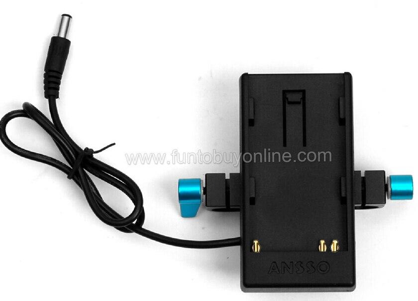 Blackmagic BMCC BMPC U60 BMPCC font b camera b font battery power supply system of BMD