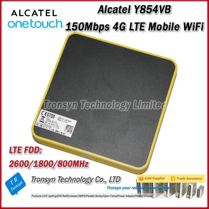 Alcatel Y854 4G LTE WiFi Hotspot-G