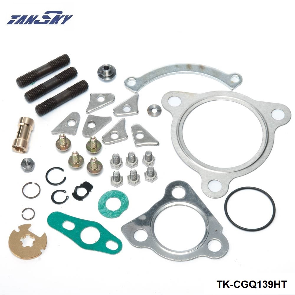 Kkk K03 K04 Turbocharger Turbo Charger Complete Rebuild/Repair Kit For Beetle Golf Gti Jetta Turbo 1.8T Set TK-CGQ139HT