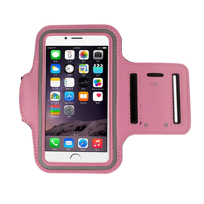 Hot Armband Gym Running Sport Arm Band Cover Case For iphone 6 4.7 Inch drop shipping 0503