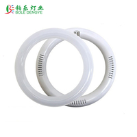 12W 11W 18W 25W LED G10Q Circular Tube Ring Light Globe Circle Light T9 Round Tube Lamp Light Source Ceiling CFL Replacement