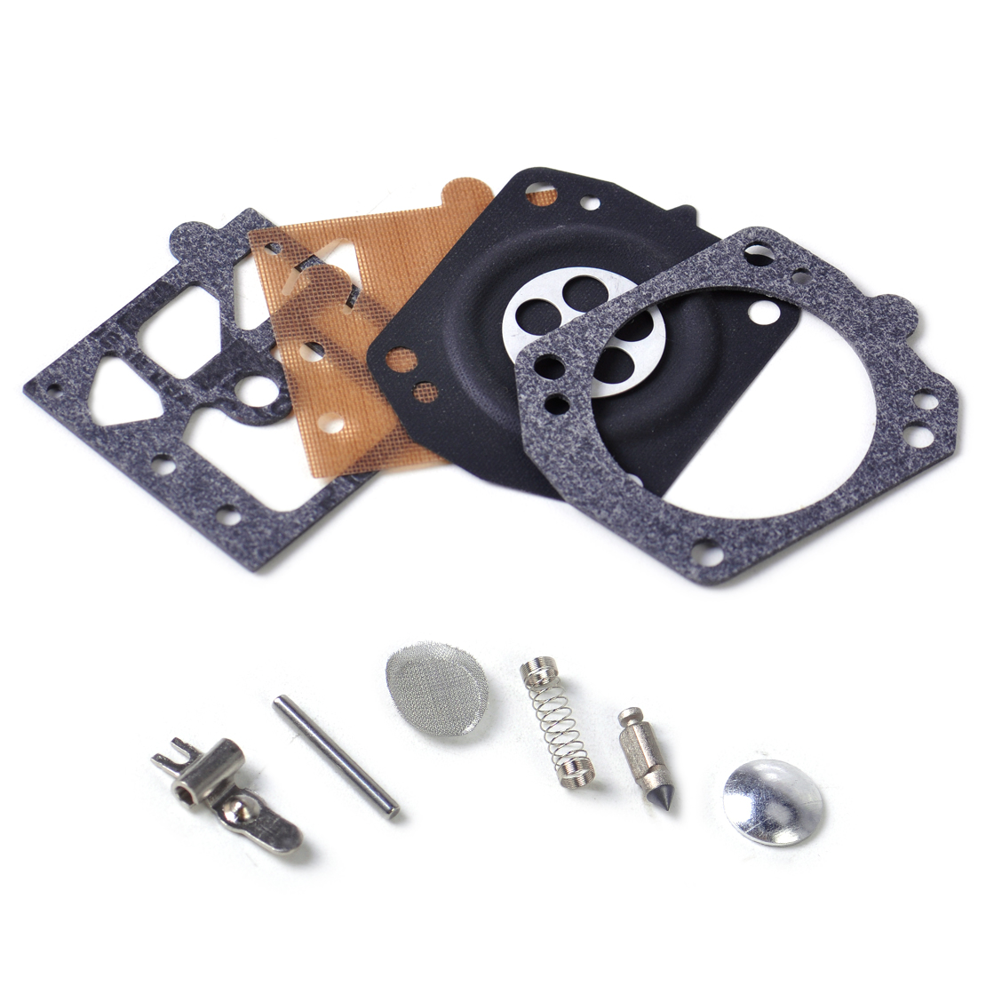 LETAOSK Carburetor Carb Repair Replace Diaphragm Gasket Kit For Walbro K10-HD For STIHL 027 029 039 MS270 MS290 MS390