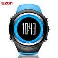 GPS em execução relógio EZON calorie counter aptidão relógio do esporte dos homens à prova d' água 50 m esporte relógios para homens reloj hombre deportivo T031
