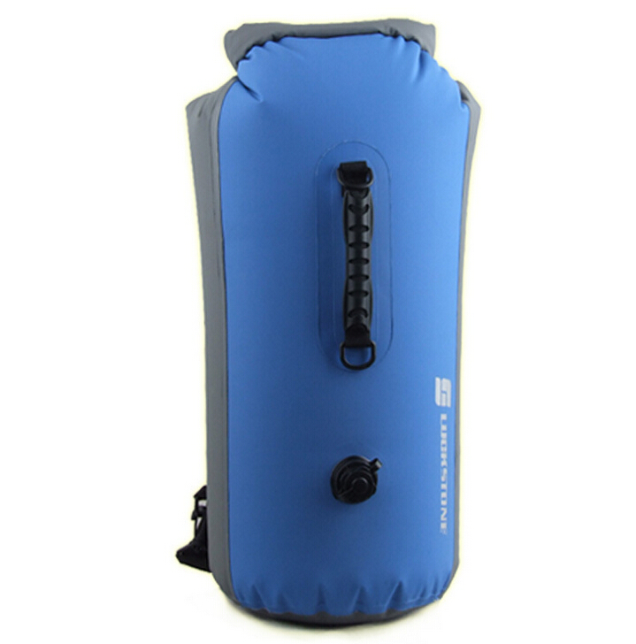 Outdoor 25L IPX7 Waterproof Bag Drifting Dry Bag 500D PVC Rafting Drift Dry Bag Kayak Canoe Camping Compress Dry Bags