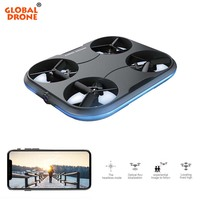 Global Drone Quadrocopter With Camera Mini Dron Wifi FPV Drones With Camera HD Face Identification