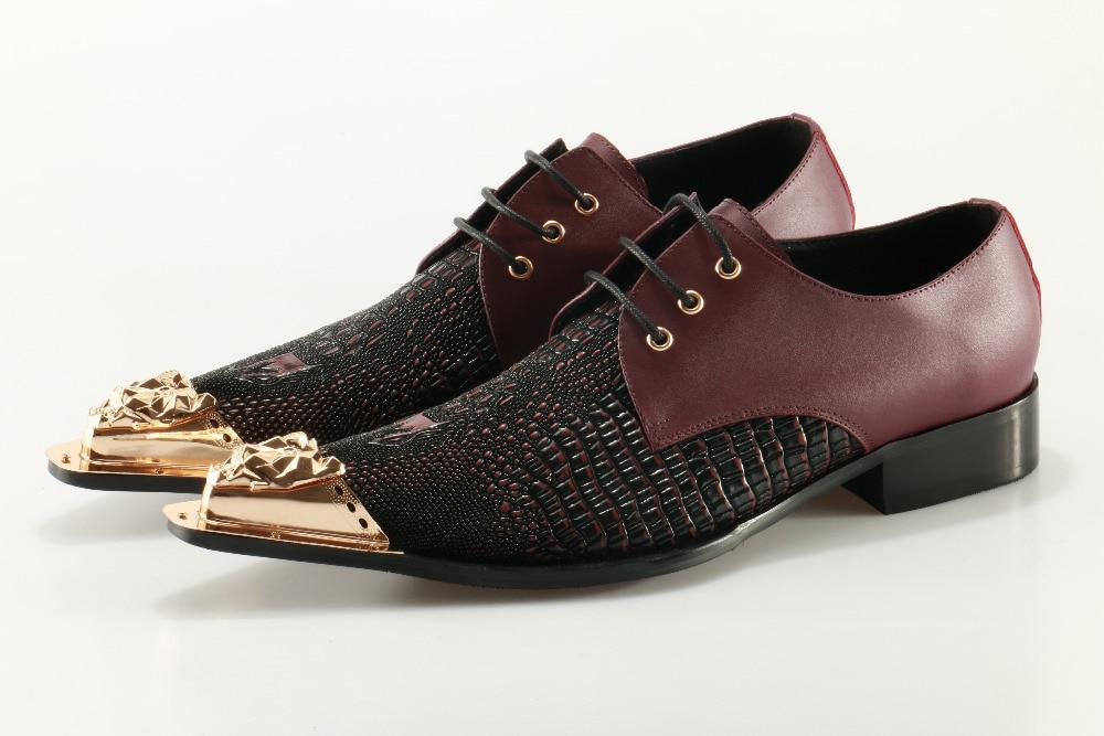 Up Moda Formal Tamanho Design De Apontou Couro As Oxfords Sapatos Genuíno Casual 2019 Casamento Grande Dos Lace Toe Show Homens 46 Vinho czEUnWxqF