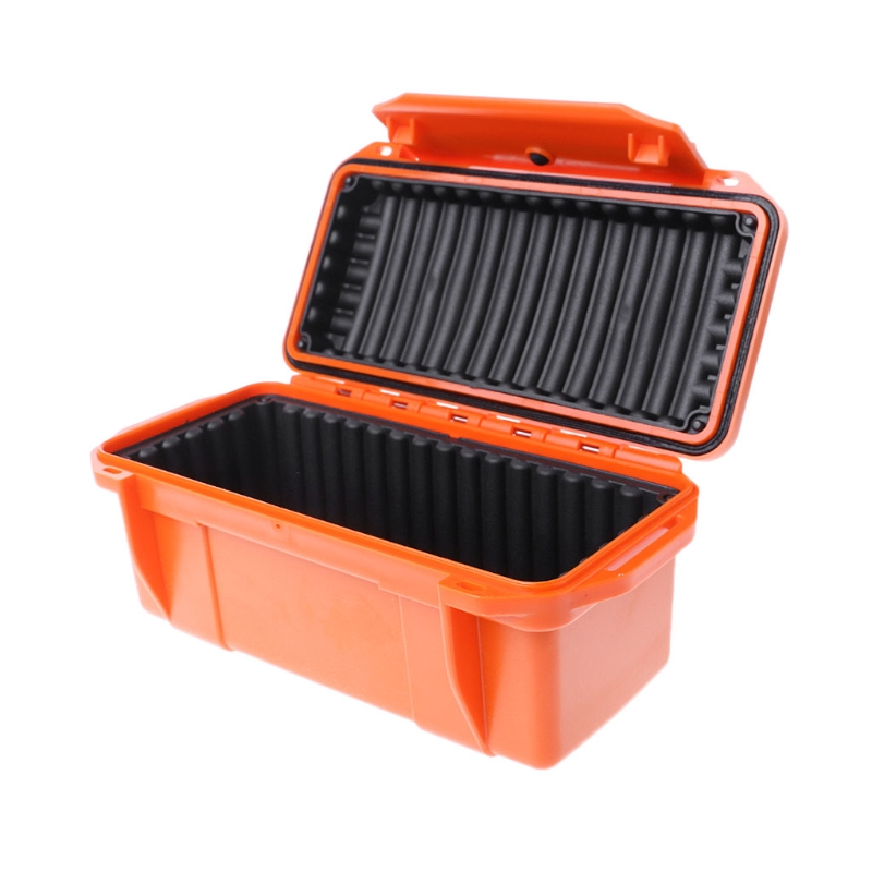 Storage Box Outdoor Shockproof Waterproof Box Airtight Case Storage Tools Sealed Containers