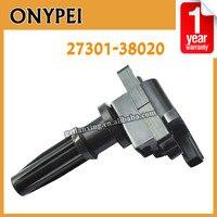 27301 38020 High quality 27301 38020 Ignition Coil For Hyundai Santa Fe Sonata Kia Optima 2.4L 2730138020
