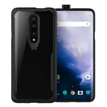 Case For Oneplus 7 Pro Cover Premium Hybrid Protective Air Cushion Shockproof Clear TPU Bumper PC Cover For Oneplus 7 Case