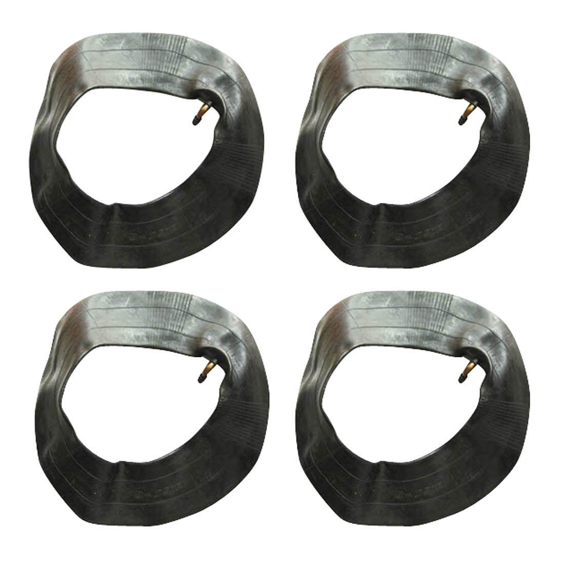 4x 3.50/8 Inner Tube For Gas & Electric Scooter Bike