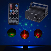 New Laser Projector 48 Patterns Lights Switchable Pattern Lens For Wedding Christmas Halloween Holiday Light цена