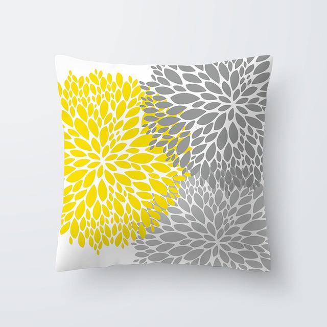 Yellow pillowcse 07
