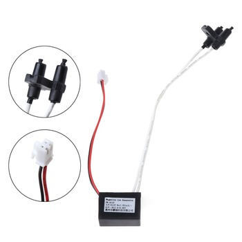 New DC 12V  High Output Air Ionizer Airborne Negative Ion Anion Generator DIY - discount item  20% OFF Home Appliance Parts