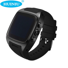 X01 3G WiFi Smart Watch Phone MTK6572 Heart Rate GPS Google Play 512MB/4GB 5.0MP Camera Wearable Devices SmartWatch Phone