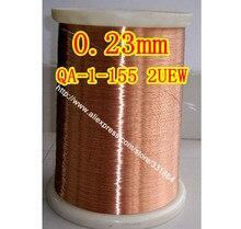 Alambre de cobre esmaltado 0.23mm * 100 m/pcs QA-1-155