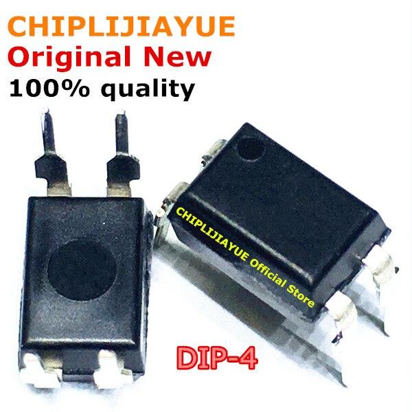 Бесплатная доставка 10 шт. 817 PC817 PC817C PC817B EL817 DIP-4 чипа 100% работу хорошего качества IC