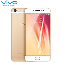 Original VIVO X7 Cell Phone 4GB RAM 64GB ROM Snapdragon MSM8976 Octa Core 5.2 inch 16.0MP Camera Android 5.1 SmartPhone