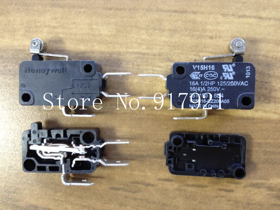 [ZOB] The United States Honeywell Honeywell V15H16-CZ200A05 micro switch short round limit original authentic --30PCS/LOT