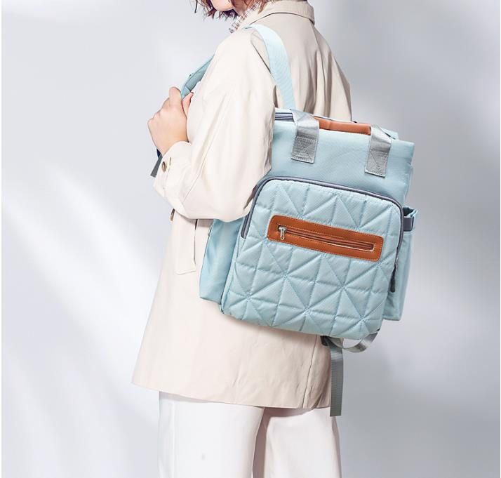 3 цвета Мода мумия для беременных подгузник сумка большая емкость детские пеленки сумка для переноски Bolsa Luiertas сумка для ухода за ребенком