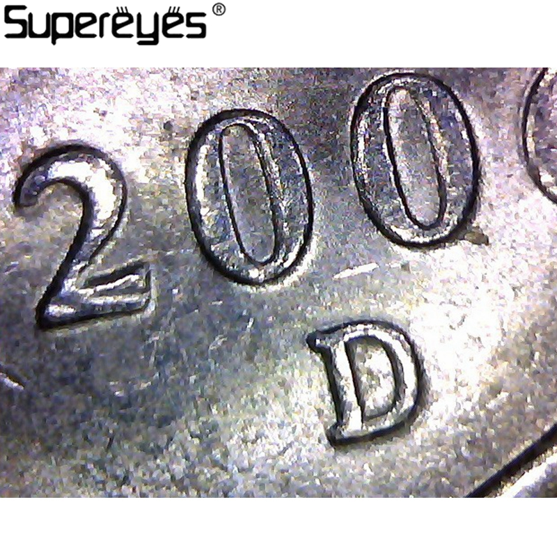Supereyes B005 Mikroskop cyfrowy 200X Endoskop dentystyczny Kamera - Przyrządy pomiarowe - Zdjęcie 5