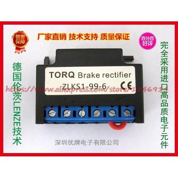 Free Shipping   ZLKS1-99-6,ZLKS-99-6,ZLKS1-170-6,ZLKS-170-6 Brake Rectifier Device