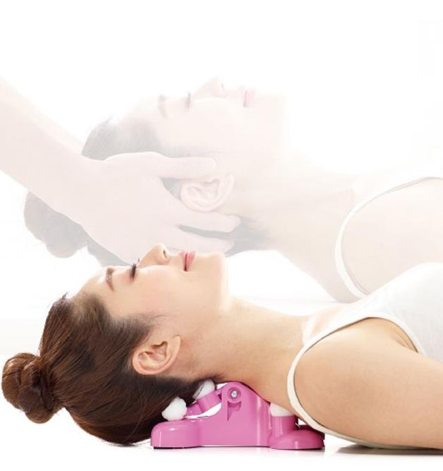 Free shipping cervical neck massager neck orthotics household manual kneading massage massage neck pillowFree shipping cervical neck massager neck orthotics household manual kneading massage massage neck pillow
