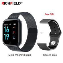 Smart Bracelet Watch Blood Pressure Oxygen Sleep Monitor Step Call SMS Push Health Wristband Fitness Activity Tracker Smart Band hot new brand excelvan sport bluetooth smart bracelet watch sync call sms anti lost health wristband sleep monitor free shipping