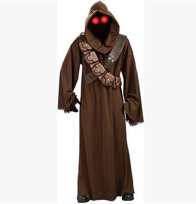 Costume adulte Star Wars Jawa sur mesure pour carnaval Halloween