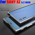 Case For SONY XZ 5.2 INCH Luxury Original Luphie Sword Aluminum Metal Frame Case For SONY XZ SX2