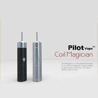 Pilot VAPE DIY Coil Accessoire Piolt Vape Coil Goochelaar Elektrische automatische Coil Jig Auto Wick Draad Coil Tool Voor RDA RBA