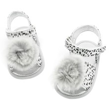 Baby Shoes Newborn Baby shoes First Walkers Shoes Leopard Baby Girl PU