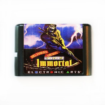 Immortal 16 bit For SEGA Genesis