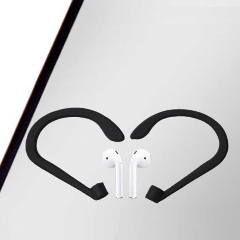 イヤイヤホンホルダー耳フック apple の Airpods イヤーフック耳ホルダー Bluetooth ワイヤレスヘッドフォン fone のデ ouvido