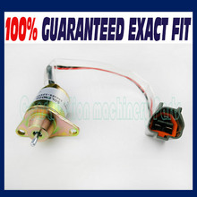 119233-77932 For Yanmar Fuel Shut Off Solenoid John Deere Kubota  стоимость