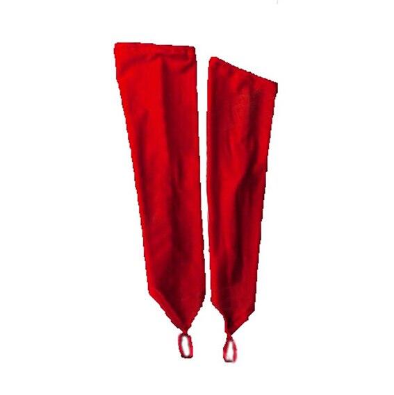 Maria Padilha do Inferno Star Pomba Gira kostuum Red Corset Tiered - Carnavalskostuums - Foto 3