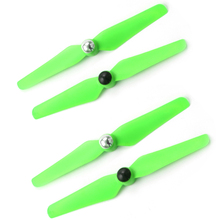 2 Pairs 6032 FPV Plastic Blades Self-locking Propeller Prop for RC 250 Quadcopter 2206 Motor Drone 2016