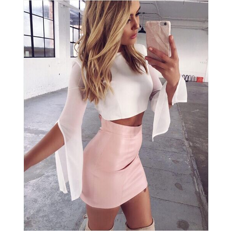 Online Get Cheap High Waisted Pencil Skirt Outfits -Aliexpress.com ...
