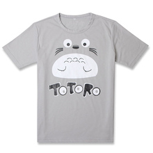 Cute Unicorn My Neighbor Totoro unisex t shirt Men's t-shirts cotton tshirt summer casual t-shirt boys clothes anime tops tees