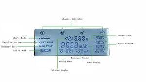 Image 2 - Liitokala engineer Lii 500 LCD 3.7 v 18650 18350 18500 16340 17500 25500 10440 14500 26650 1.2 v Li Ion AA AAA NiMH pin Carregador