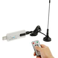 DVB-T2 Digital USB TV Stick Satellite Receiver DVB T2 USB2.0 TV Tuner Russia Europe TV Receiver Support DVB-C FM DAB for PC Lap