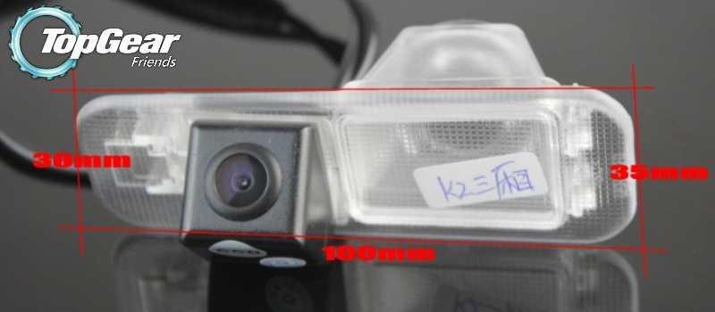 كاميرا سيارة لسيارة هونداي جراند أفيغا/سولاريس/فلويديك فيرنا سيدان عالية الجودة كاميرا خلفية للرؤية الخلفية للبال لضبط | RCA