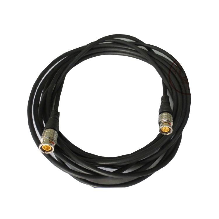 10Pair DC 5.5x2.1mm Male+Female 22AWG Pigtail Surveillance Power Cable 0.25M UE